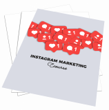 Instagram Marketing Ecourse. (PLR)