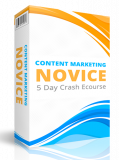 Content Marketing Novice. (PLR)