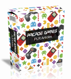Arcade Games PLR Articles.