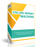 Online Money Machine. (PLR)