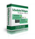 Scheduled Widgets. (PLR)