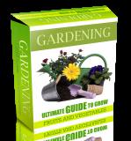 Gardening HTML PSD Template. (Englische PLR)