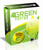 Green Energy HTML PSD Templates. (PLR)