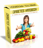 Diabetes HTML PSD Template. (PLR)