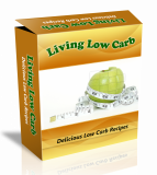 Low Carb HTML PSD Template. (PLR)