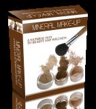 Mineral Makeup HTML PSD Template. (Englische PLR)