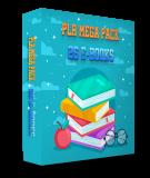 Mega PLR Pack - 26 PLR E-Books. (PLR)