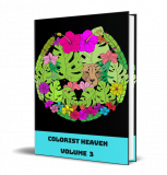 Colorist Heaven Volume 3. (RR)