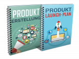 Produkt Erstellung + Produkt Launch. (PLR)