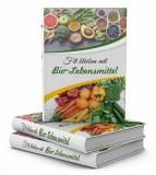 Fit bleiben-mit Bio-Nahrung. (PLR)