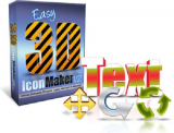 Easy 3D Icon Maker V2. (MRR)