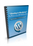 Einstieg in Wordpress. (PLR Report)
