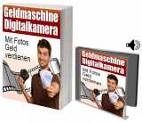 Geldmaschine Digitalkamera.