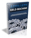 Affiliate Geld Maschine. (PLR)