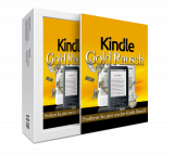 Kindle Gold Rausch. PLR