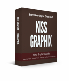 Kiss Graphix - Mega Pack.