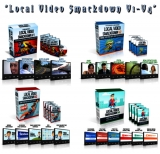 Local Video Smackdown V1-V4. (PLR)