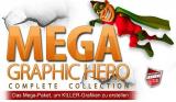 Mega Grafik Hero Vol1&2. (MRR)