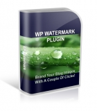 Wordpress Watermark Plugin.
