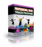Professional Music Track Package. (RR)