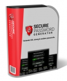 Secure Password Generator. (RR)