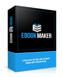 Ebook Maker. (Englische MRR)