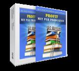 Profit mit PLR Produkten. (PLR)