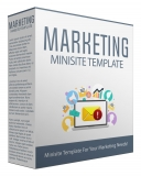Marketing Miniseite Template V1. (MRR)