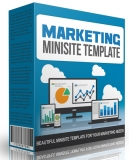 Marketing Miniseite Template V2. (MRR)