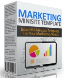 Marketing Miniseite Template V3. (MRR)