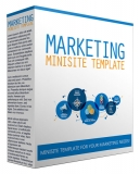 Marketing Miniseiten Template V4. (MRR)