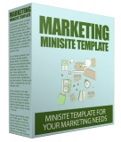 Marketing Miniseiten Template V6. (MRR)