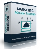 Marketing Miniseiten Template V7. (MRR)