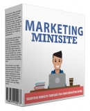 Marketing Miniseiten Template V11. (MRR)
