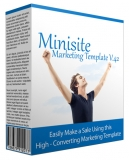 Marketing Miniseiten Template V12. (MRR)
