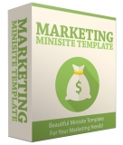 Marketing Miniseiten Template V13. (MRR)