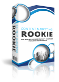 Content Marketing Rookie. (Englische PLR)