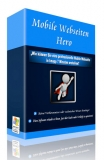 Mobile Webseiten Hero. PLR