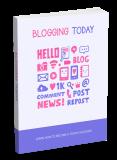 Blogging Today. (Englische PLR)