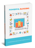 Powerful Blogging. (Englische PLR)