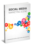 Social Media Marketing Scene. (Englische PLR)