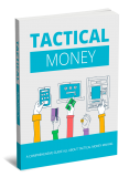 Tactical Money. (Englische PLR)
