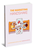 The Marketing-Handshake. (Englische PLR)