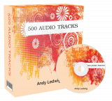 500 Audio Tracks. (PLR)