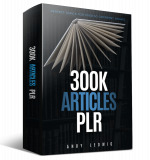 300K Articles (PLR)