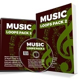 Music Loops Pack 2. (PLR)