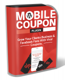 Mobile Coupon Plugin.