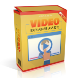 Video Explainer Assets. (PLR)