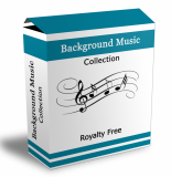 Background Music Collection Royalty. (PLR)