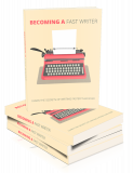 Becoming-a-Fast-Writer. (MRR)
